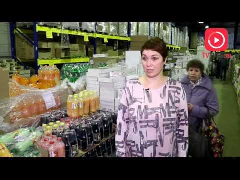 Для тех, кто не хочет переплачивать: в Твери открылся магазин-склад «Светофор»