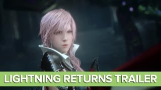 Lightning Returns Gameplay Trailer - Final Fantasy XIII - E3 2013