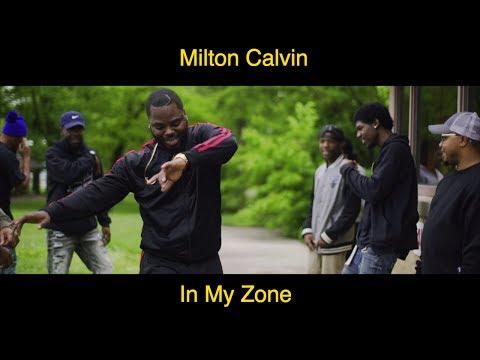 "Milton Calvin Ft. Scotty Music ""In My Zone"" shot by @AZaeProduction"