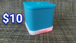 Reviewing iGlowSound Cube Wired!