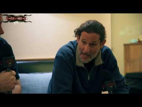 Paul Mazurkiewicz -  Cannibal Corpse Interview - Bloodstock 2018