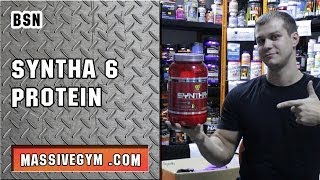 MG Обзор - Протеин Syntha 6 (BSN) - MassiveGym.com(Подписка на канал: http://www.youtube.com/channel/UCok_rmbXC56tRTNeeaDiUGQ Группа Вконтакте: http://vk.com/massivegym Магазин спортивного ..., 2013-11-04T16:41:32.000Z)