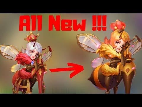New Hero   Queen Wasp   Choosing Best Setup  Castle Clash