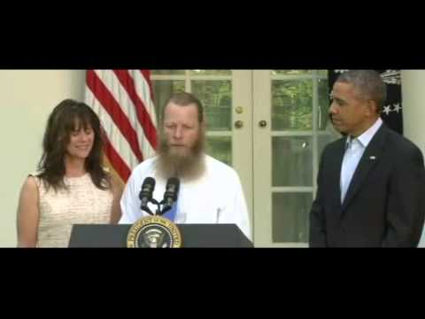 Taliban's Mullah Omar celebrates prisoner swap victory, BBC News