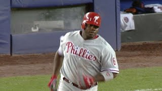Ryan Howard's slam gives Phillies lead in 5th