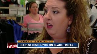 Where to get the best deals at the lowest prices on Black Friday