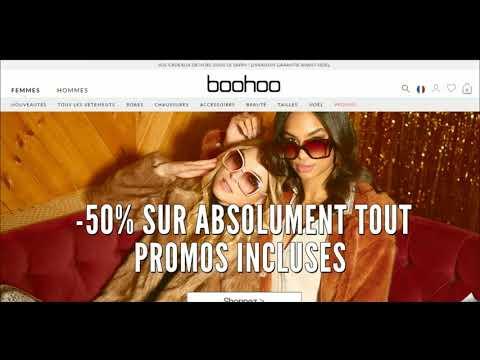 Boohoo 15 Code Promos Reduction ⇒ Codes 8N0ywOvmnP