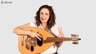 تعليم أغنية فوق النا خل على العود | izif.com