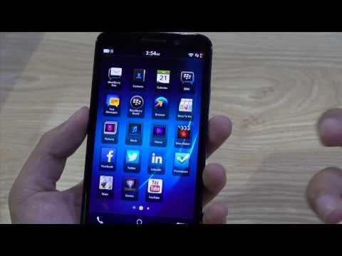 Tinhte vn Trên tay BlackBerry Z30