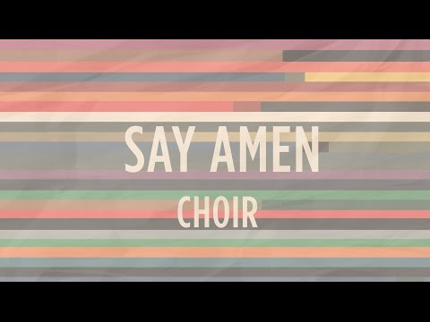 Say Amen | He's Able | Indiana Bible College