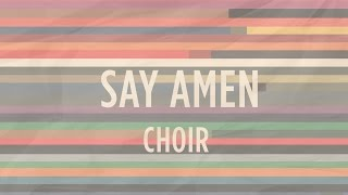 Watch Indiana Bible College Say Amen video
