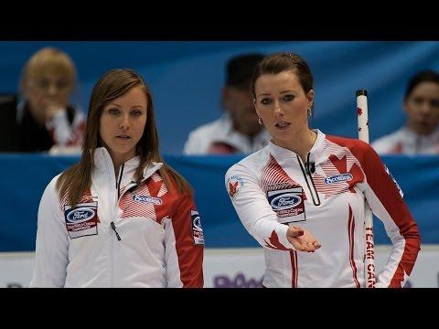 CURLING: CCT 2015 Stockholm Ladies Curling Cup | Final | MUIRHEAD (SCO)-HOMAN (CAN)