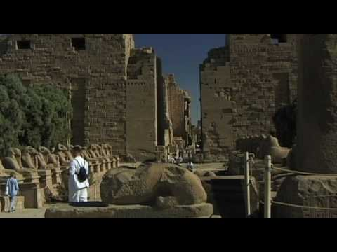 Karnak Temple Complex LUXOR Thebes EGYPT