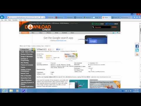 How to add start button / start menu back in Windows 8 OS