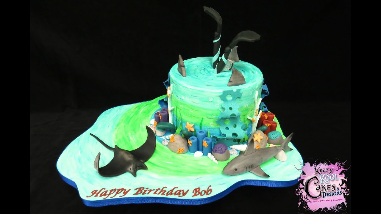 Birthday Cake Designs For Men