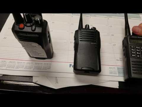 La Habra City School District Radio Instructions