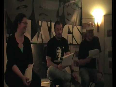 Der Gästehasser - Lesebühne Längs, Thomas Nast