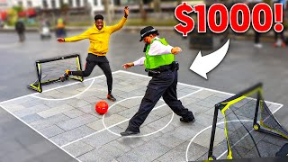 Nutmeg Me, I'll Buy You Anything - Football Challenge (1v1)