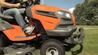 Best Buy Mowers presents...Husqvarna's range of Lawn Tractors