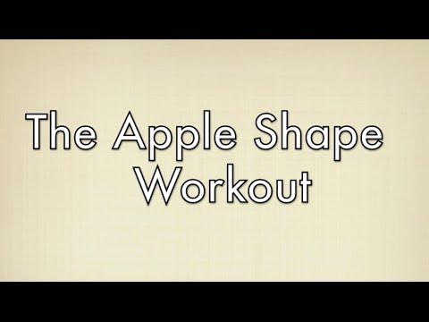 The Best Workout For Apple (Endomorph) Shapes: Free Full