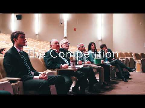 VBOC and Bryant University - Pitch Competition Highlights