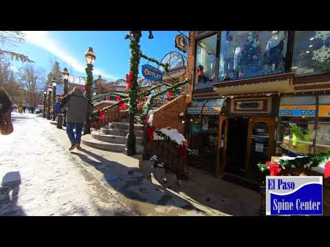 A Quick Tour Of Downtown Breckenridge Colorado