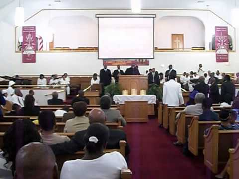 Rev. Elmore Garner Whooping Part Eight This Church Is Killing Me MCBC Lake Charles, Louisiana