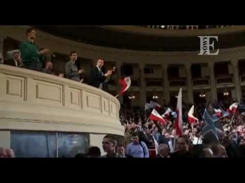 Kongres Nowej Prawicy 16.04.2011 Sala Kongresowa Warszawa