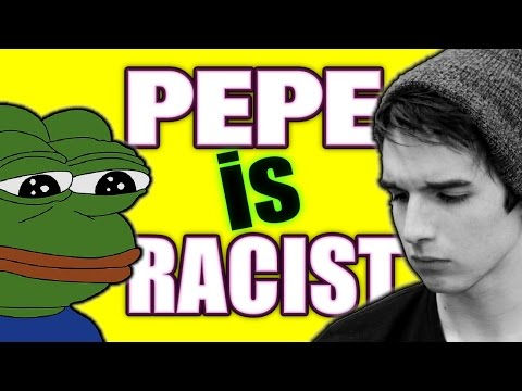 Pepe the Frog is a RACIST SYMBOL