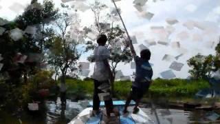 カンボジア 西バライ (West Baray) 遺跡