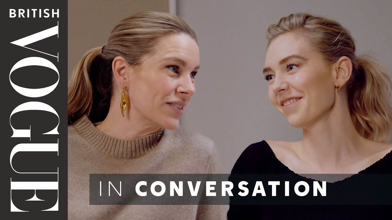 Vanessa Kirby & Pippa Vosper Talk Motherhood, Loss & Grief | British Vogue