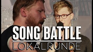 Song Battle Julius Fischer gegen Johannes Berger – It's gettin' hot in here!