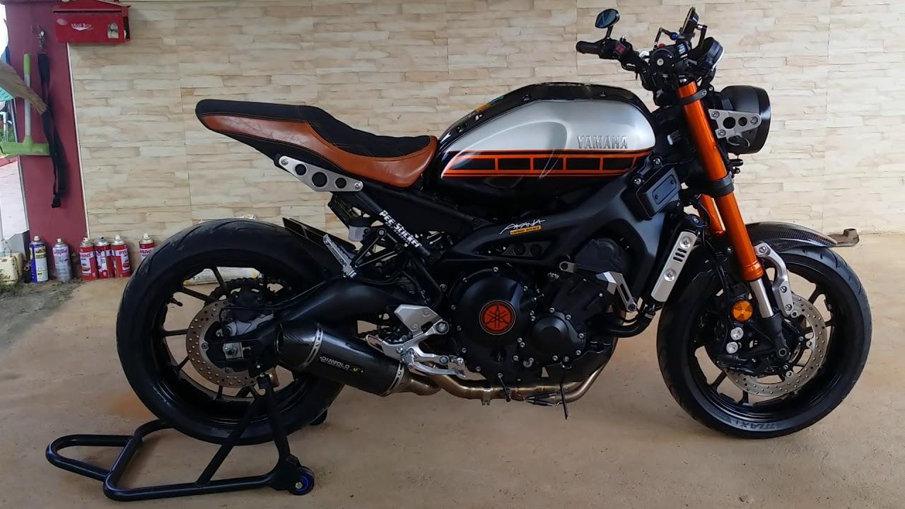 XSR 900 Thailand 3