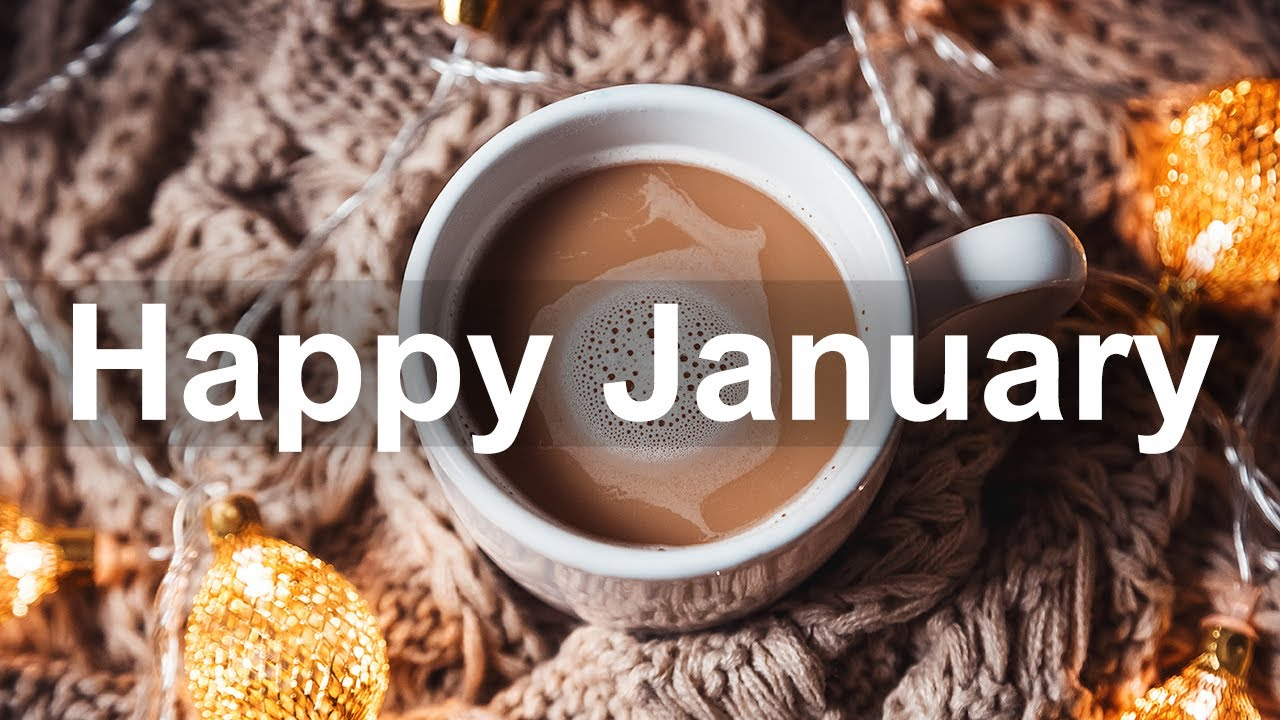 Happy January Jazz - Sweet Winter Bossa Nova Music for Positive Morning