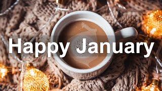 Happy January Jazz - Sweet Winter Bossa Nova Music for Positive Morning