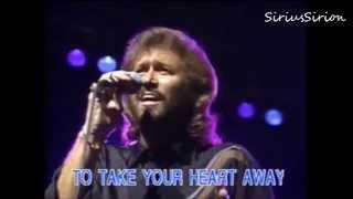 Words (Bee Gees Karaoke)