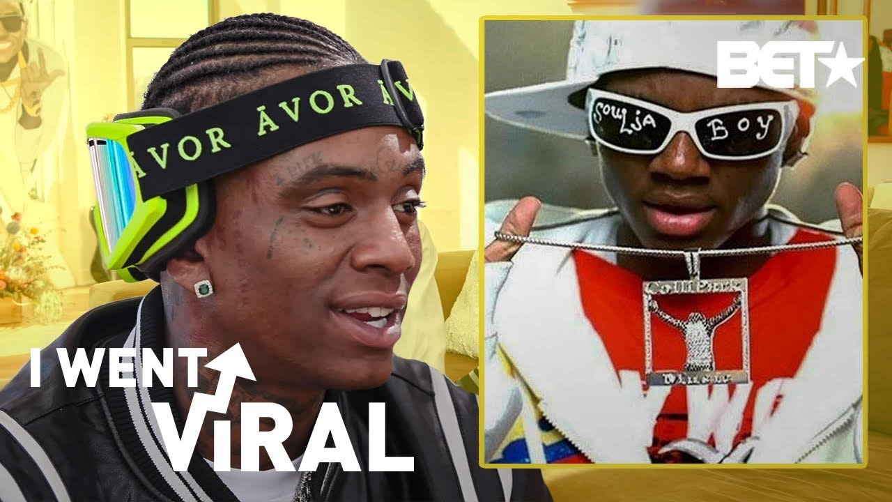 How Soulja Boy Finessed The Internet to Make Millions & Still Be Relevant 10 Yrs Ltr | I Went Viral #1