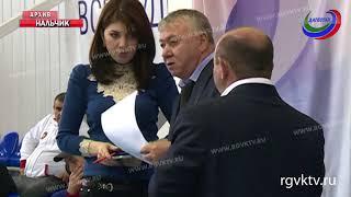 В Нальчике прошло Первенство СКФО по дзюдо