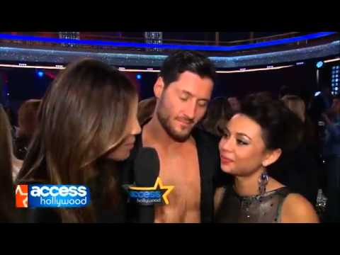 dwts val dating janel