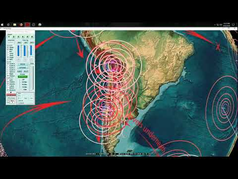 4/22/2018 -- Global Earthquake Forecast -- ANOTHER step up in activity -- WEST COAST USA WATCH - 동영상