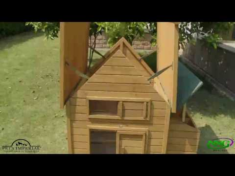 NSG Hill, LLC - Pets Imperial® Savoy Single Chicken Coop