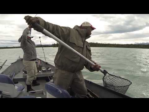 A Weekend In Alaska with D-Ray Personal Guide Service