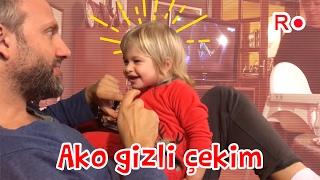 Gambar cover Pazar Sabahı Ako' ya Gizli Çekim - Maya' nın Düşen Tırnağı | Bizim Aile Eğlenceli Çocuk Videoları