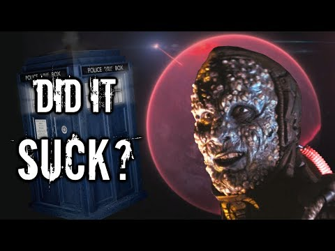 DID IT SUCK? - Doctor Who [SERIES 11 FINALE REVIEW]