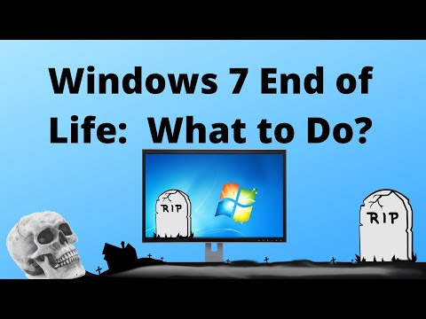 Windows 7 End of Life   What to Do Now