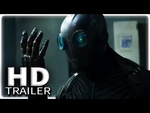 THE PROTOTYPE Official Trailer (Sci-Fi) Meta Human Movie HD
