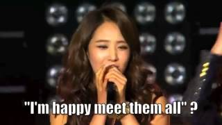 Snsds Funny English Introduction.mp4