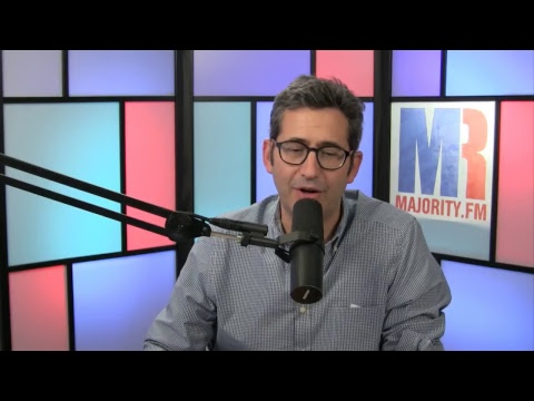 Dave Weigel: Reporting From Alabama - MR Live - 12/6/17