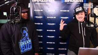 What Happens When Nick Wiz & Shabaam Sahdeeq Get In the Same Room? Friday Fire Cyphers!