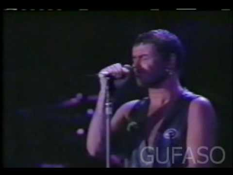 george michael-tonight